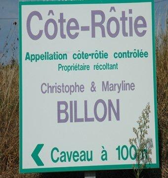 Domaine Christophe Billon La Brocarde Côte-Rôtie 2005-117