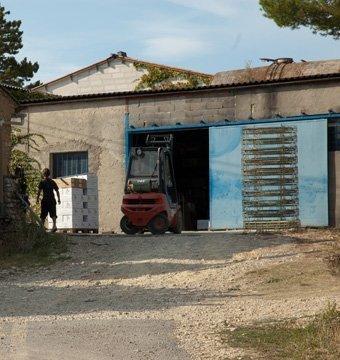 Domaine des Escaravailles La Ponce Rasteau 2013-421