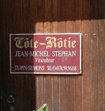 Domaine Jean-Michel Stéphan Coteaux de Bassenon Côte-Rôtie 2007-1504
