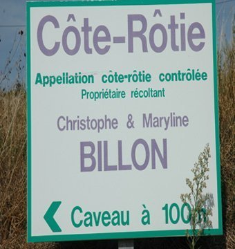 Domaine Christophe Billon La Brocarde Côte-Rôtie 2009-2846